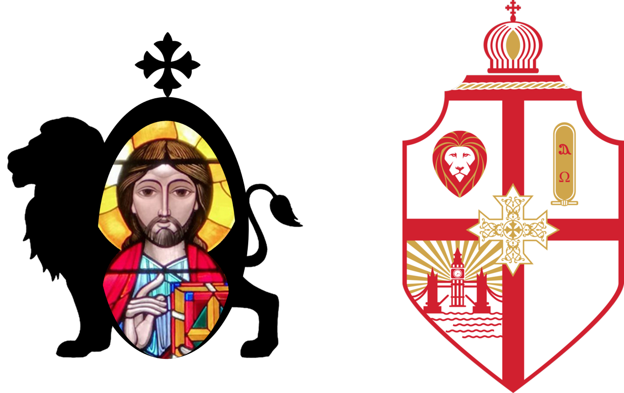 St Mark and Dioceses of London Logo