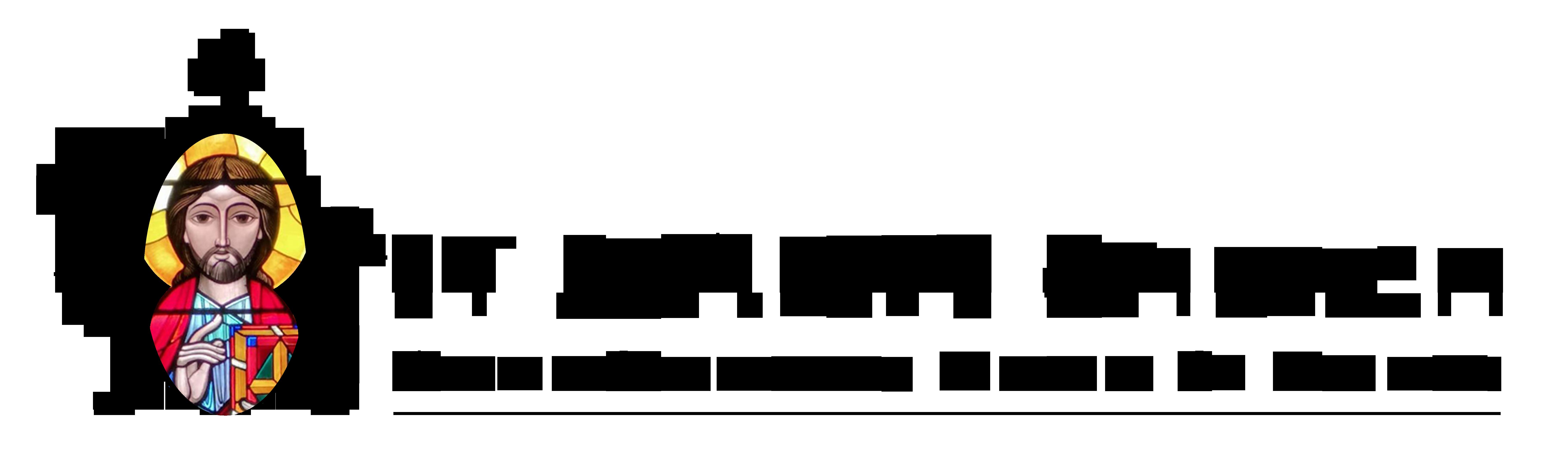 St. Mark Church, Coptic Orthodox Diocese of London Logo