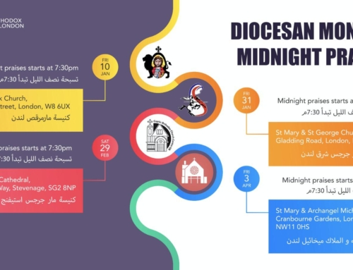 Diocesan Monthly Midnight Praises