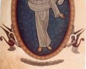 Coptic Icon Ascension