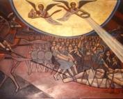 St Mark Martyrdom Coptic