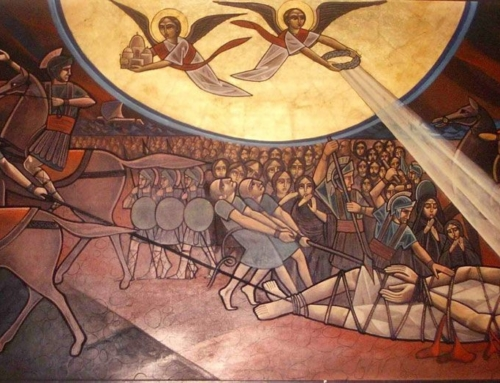 Saint Mark – Evangelist, Apostle and Martyr